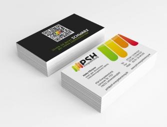 PSH-Visitenkarten