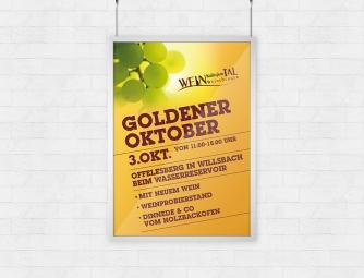 Plakat-Goldener-Oktober