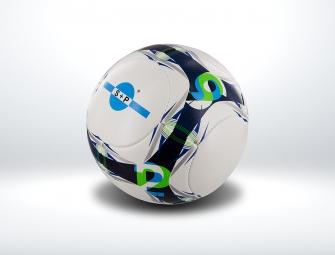Gestaltung eines Fussball für S+P