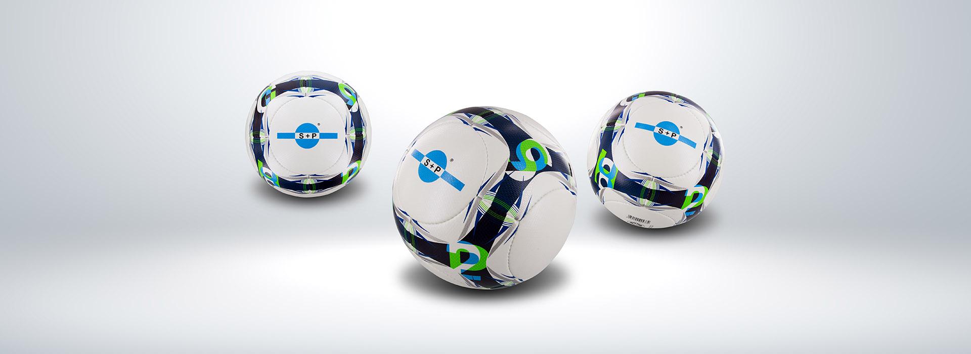 Fussball-Design für S+P