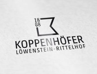 Weingut Koppenhöfer Hauptlogo