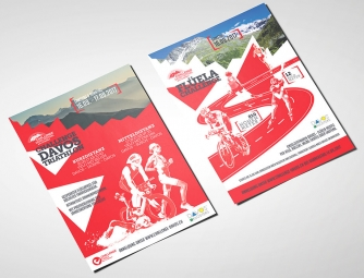 Flyer Davos